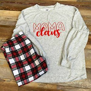 """Christmas """"Mama Claus: Outfit"""